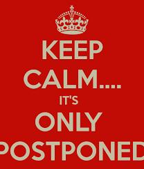 Round the Islands Race – postponed